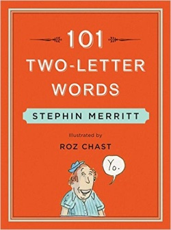 Book - I10 2 Letter Words?