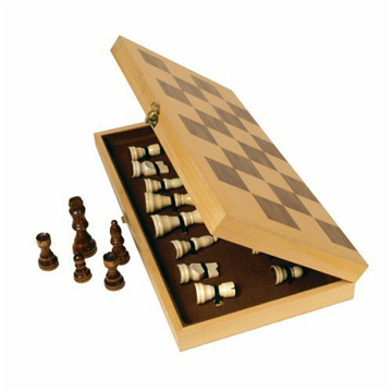 Deluxe Wood Chess Set