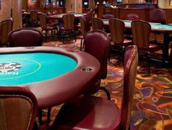 Harrah's Poker Room
