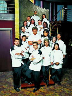 hells kitchen tv show - The Kitchen Tv Show