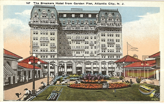 Atlantic City Breakers Hotel