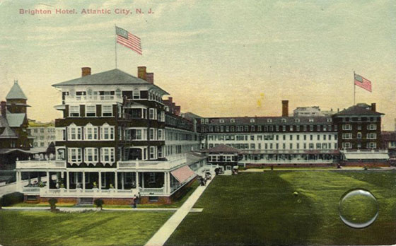 Atlantic City, Brighton Hotel