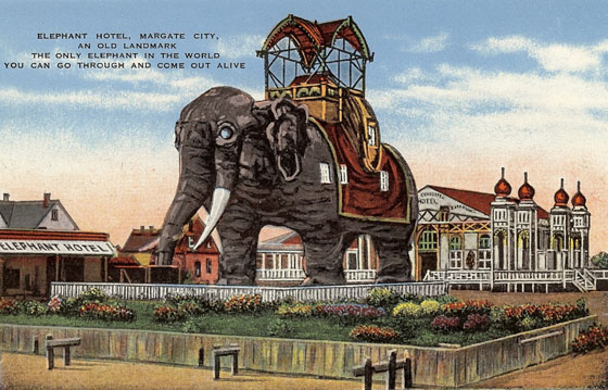 Elephant Hotel Atlantic City