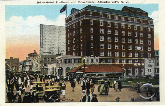 Atlantic City Shelburn Hotel