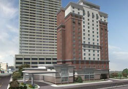Marriott Cortyard Hotel, Atlantic City