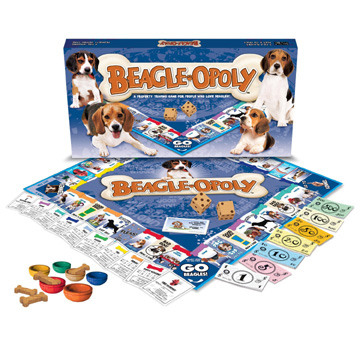 Animal Themed Monopoly Board Game Editions