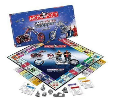American Choppers Monopoly