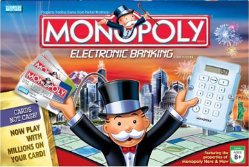 monopoly credit cards