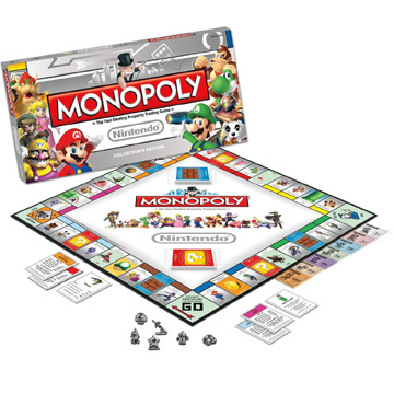 kinds of monopoly