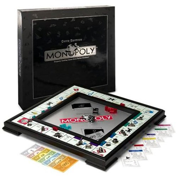 Classic Monopoly Board Game Editions