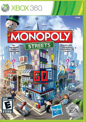 Monopoly Streets for Xbox 360