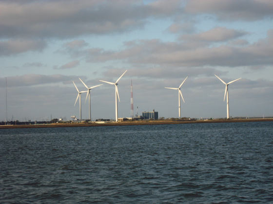 Atlantic City Windmills