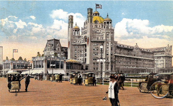 The Blenheim Hotel, Atlantic City
