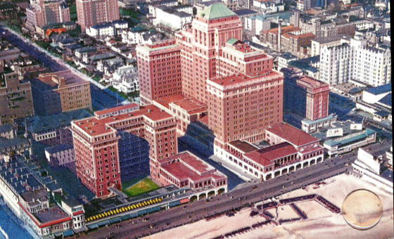 Atlantic City Haddon Hall Hotel