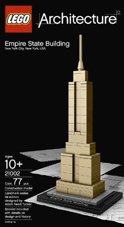 Lego Architecture Empire State Building Amazon