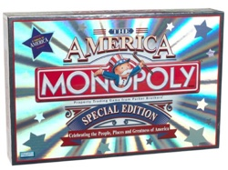 Monopoly - the America - Special Edition