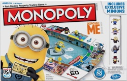 Monopoly Game Despicable Me