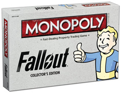 Monopoly: Fallout Collectors Edition