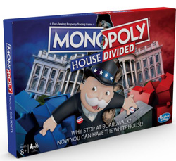 Monopoly - House Divided -