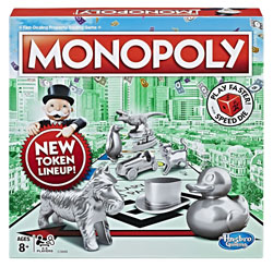 monopoly speed_die edition