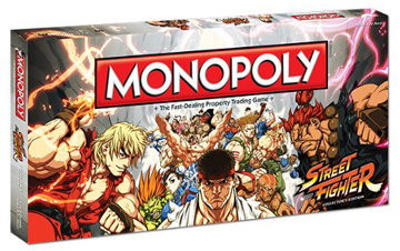 Monopoly: Streetfighter
