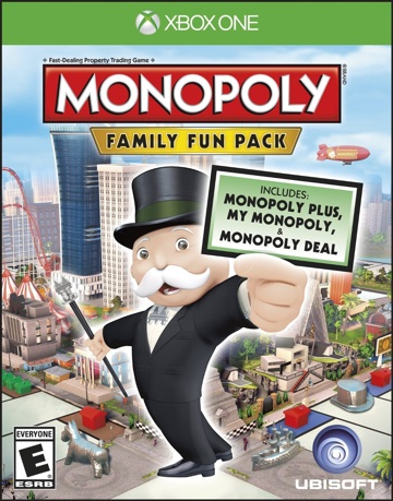 Monopoly Video Game for Xbox One