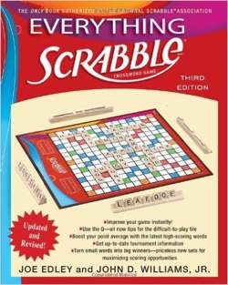 Book - Everything  Scrabble