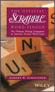 Book - The Official Scrabble Wordfinder