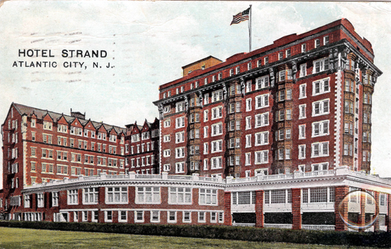 Atlantic City Hotel Strand